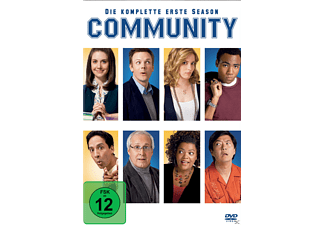 Community - Staffel 1 - (DVD)