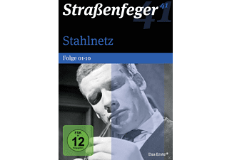 Stahlnetz - Staffel 1-2 - Episoden 1-10 - (DVD)