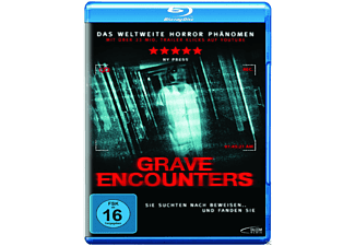 Grave Encounters - (Blu-ray)