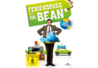 Mr. Bean - Ferienspaß mit Mr. Bean - (DVD)