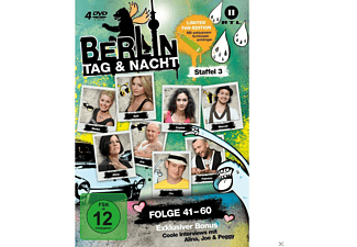 Berlin Tag & Nacht - Staffel 3 (Limited Fan-Edition) - (DVD)