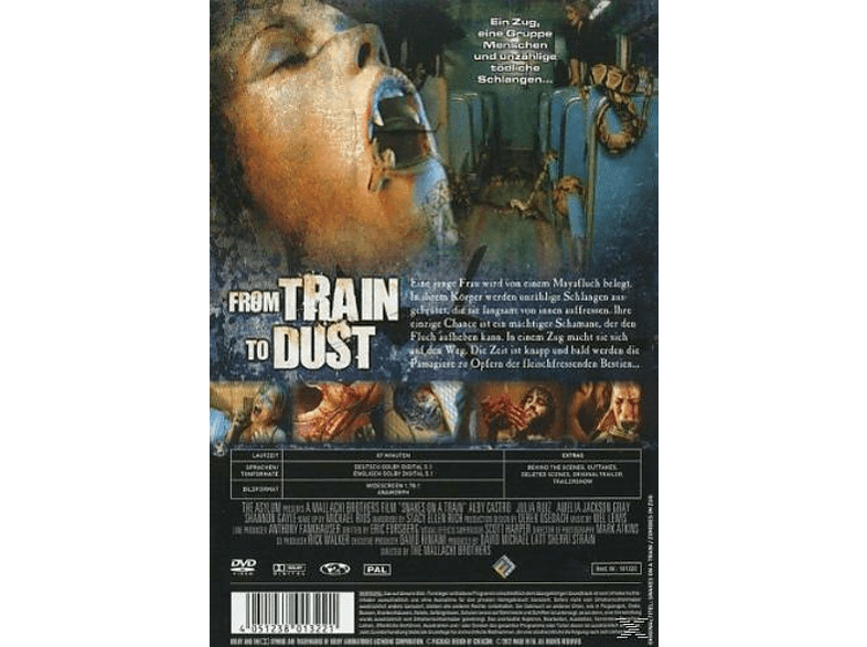 From Train to Dust [DVD]