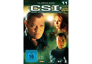 CSI: Crime Scene Investigation - Staffel 11 - (DVD)
