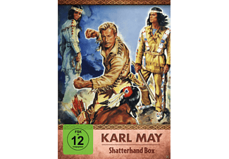 Karl May - Shatterhand Box - (DVD)
