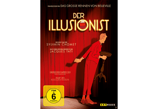 Der Illusinoist - (DVD)