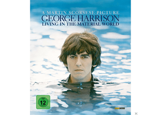 George Harrison: Living in the Material World Deluxe Edition - (Blu-ray + DVD)