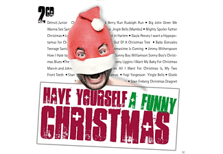 Various - Have Yourself A Funny Christmas - (CD)