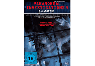 Paranormal Investigations 4 [DVD]