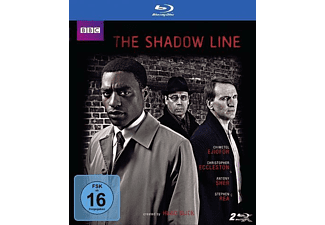 THE SHADOW LINE (DIE KOMPLETTE SERIE) - (Blu-ray)
