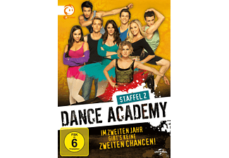 Dance Academy - Staffel 2 - (DVD)