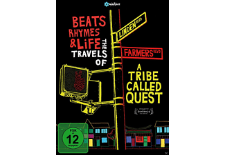 Beats, Rhymes & Life - The Travels of a Tribe Called Quest [DVD]