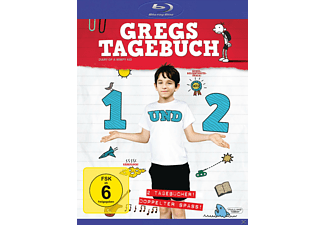 Gregs Tagebuch 1+2 - 2 Disc Bluray - (Blu-ray)