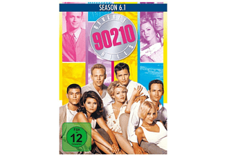 Beverly Hills 90210 - Staffel 6.1 - (DVD)