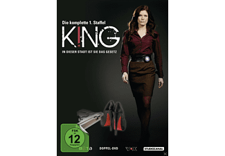 King - Staffel 1 - (DVD)