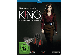 King - 1. Staffel - (Blu-ray)