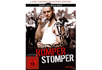 ROMPER STOMPER (LIMITED EDITION) - (Blu-ray + DVD)
