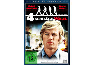 The Hot Rock - Vier schräge Vögel (KSM Klassiker) - (DVD)