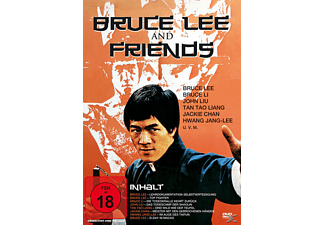 Bruce Lee and Friends Collection [DVD]
