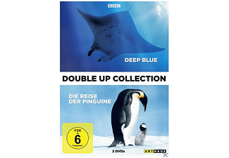 Deep Blue + Die Reise der Pinguine Double Up Collection [DVD]