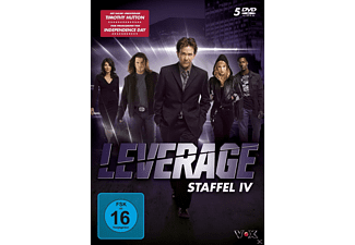 Leverage - Staffel 4 [DVD]