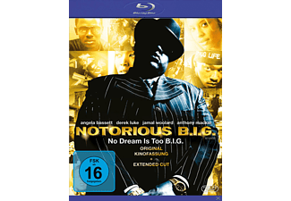Notorious B.I.G. – No Dream Is Too B.I.G. - (Blu-ray)