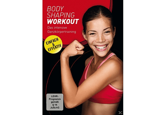 BODY SHAPING WORKOUT - (DVD)