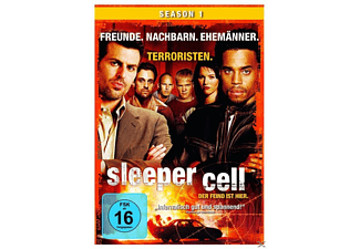 Sleeper Cell - Staffel 1 - (DVD)