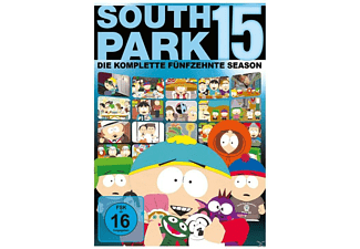 South Park - Staffel 15 - (DVD)