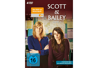 Scott & Bailey - Staffel 2 - (DVD)