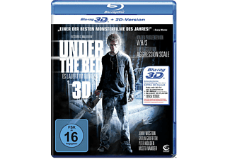 Under the Bed (3D) - (3D Blu-ray)