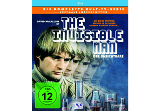 The Invisible Man - (Blu-ray)