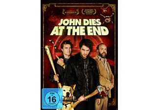 John dies at the end - (DVD)