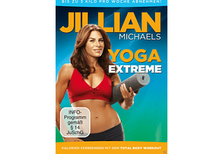 Jillian Michaels - Yoga Extreme - (DVD)