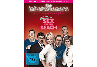 THE INBETWEENERS 1.-3.STAFFEL - UNSERE JUNGF - (DVD)