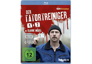Der Tatortreiniger - Staffel 1 & 2 - (Blu-ray + DVD)