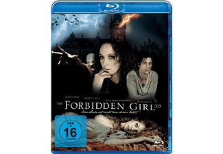 THE FORBIDDEN GIRL (3D) - (3D Blu-ray)