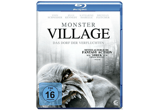 Monster Village - (Blu-ray)