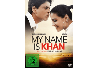 My Name Is Khan - (DVD)