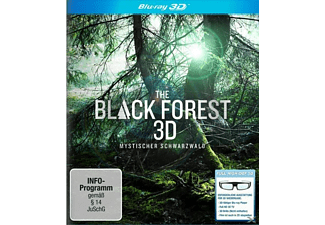 The Black Forest 3D – Mystischer Schwarzwald - (3D Blu-ray)