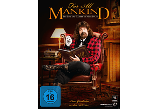For all mankind: The life & career of Mick Foley [DVD]