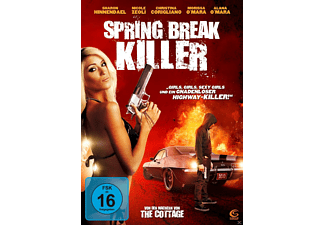 Spring Break Killer - (DVD)