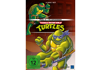 Teenage Mutant Ninja Turtles - Box 4 DVD-Box - (DVD)