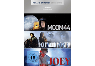 Roland Emmerich Collection: Joey/ Hollywood-Monster/ Moon 44 - (DVD)