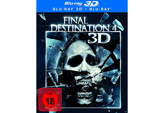 Final Destination 4 2D/3D - (3D Blu-ray)