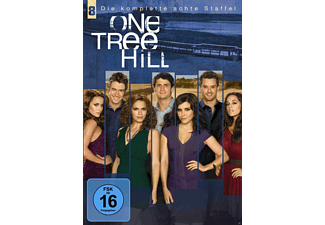 One Tree Hill - Die komplette 8. Staffel - (DVD)