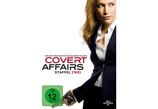 Covert Affairs - Staffel 2 - (DVD)