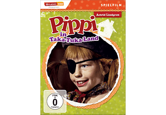 Pippi in Taka-Tuka-Land - (DVD)