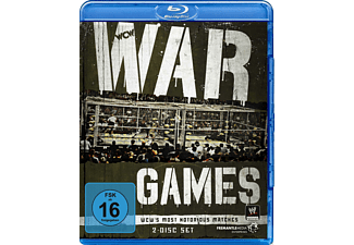 War Games: WCW's Most Notorious Matches - (Blu-ray)