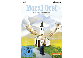 Moral Orel - The Unholy Version - (DVD)