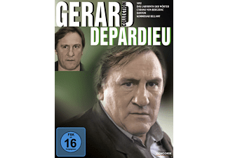 Gérard Depardieu Collection [DVD]